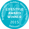 Plumbing World Bathroom Excellence Award